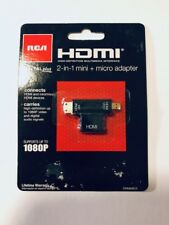 Voxx Accessories 2-In-1 Min/Micro Adapter DHMIMICF