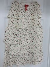 HARA JUKU  Mini for Target  Crinkled Long Tiered Floral  Girl'  Skirt  XL(14/16)