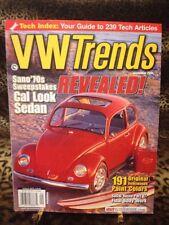VW Trends Magazine September 2000