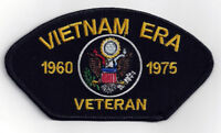 VIETNAM ERA VETERAN HAT PATCH US ARMY MARINES NAVY USCG AIR FORCE PIN UP GIFT