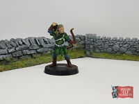 Legolas Metal - Lord of the Rings Warhammer The Fellowship