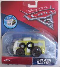 NIB Mattel Disney Cars 3 Splash Racers Arvy Vehicle Car Toy