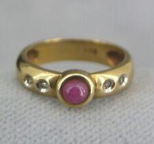 Gold Ring, Damenring 333 / 8 C Gelbgold ✹KEIN Altgold / Bruchgold ✹Gr. ca.50