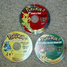 Pokemon Perdue Chicken Mini Games 2006 Complete Set