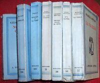 I LIBRI AZZURRI - ED. MONDADORI numeri vari  vedi lista - anni '30
