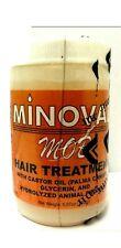 MINOVAL MOB Hair Treatment With Castor Oil 5.07 Oz (150ml)