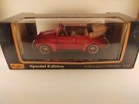 Maisto Special Edition 1951 Volkswagen Cabriolet 1:18 Diecast Car