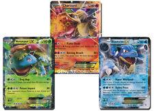 Blastoise EX Ultra Rare Pokémon Individual Cards