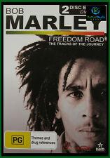 Bob Marley: Freedom Road  2 Disc Set (R4) ***Brand New & Sealed***