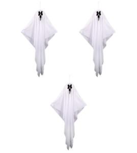 Halloween Hanging Flowing Flying Ghost Outdoor Indoor Patio