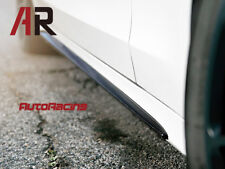 2015+ Mercedes Benz W205 C63AMG C63 S Carbon Fiber Side Skirts Cover