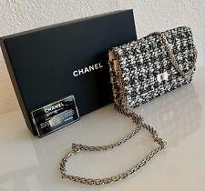 Chanel Tweed Crossbody Bag