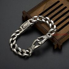 Stainless Steel Bangle Bracelet Writband Fashion Jewelry Men Bracelet Silver