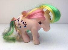 1983 My Little Pony MLP Parasol Umbrella Figure Toy