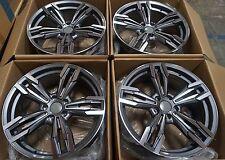 """20"""" BMW 3 Series 328 335 5 Series 530 535 550 6 Series 640 650 740 750 M WHEELS"""