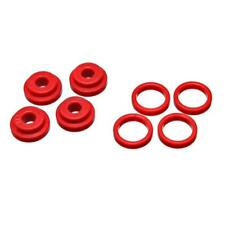 Energy Suspension Manual Transmission Mount 5.1102R; Red for Mitsubishi Eclipse