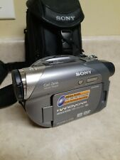 Sony Handycam DCR-DVD305 Camcorder Tested! Works Great!