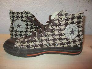 CONVERSE ALL-STAR marron rare collection pointure 38 (US men 5,5 Wo's 7,5 )