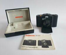 Minox 35 GT Kleinbildkamera - analog
