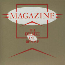 1 CENT CD Magazine ‎– The Correct Use Of Soap / Remastered, Paper Sleeve / JAPAN