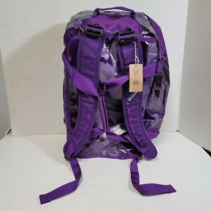PATAGONIA Black Hole Duffel Bag 40 L Piton Purple 40L - NEW WITH TAGS NWT
