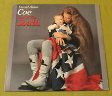 David Allan Coe Son of The South 1986 Columbia LP 1C/1D