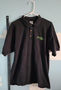 Original 2002 Authentic Splinter Cell Promo XL Embroidered Collared Shirt