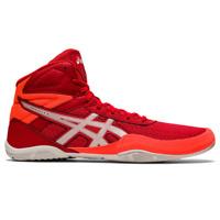 ASICS Kids Wrestling Shoes (Boots) MatFlex 6 GS Kinder Ringerschuhe Red