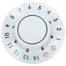 Hotpoint-Ariston Genuine Lavatrice Timer Interruttore Manopola Futura Bianco