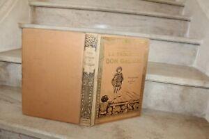 V.Aury - La troupe de Don Galaor (cartonnage d'éditeur) ill de Birch