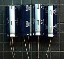 12000uF 6.3V 105°C 16x40mm Electrolytic Capacitors -4pcs [ ECA0JFQ123 ]