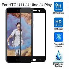 9H Premium Tempered Glass Screen Protector Film Guard For HTC U11 U Ulrta U Play