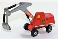 Lesney Matchbox Super KIngs K-1 O&K Hydraulic Excavator Diecast Toy Model 125mm
