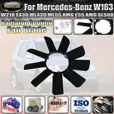 Radiator Cooling Fan Blade for Mercedes-Benz W163 W210 E430 ML430  ML55 AMG