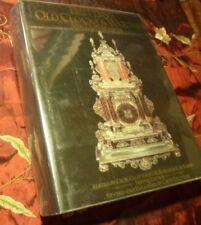 Britten's Old Clocks & Watches, Ed. C. Clutton, 1986 IN DJ