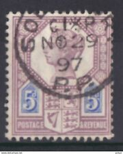 Grande Bretagne Victoria émission du Jubilé 1887 n°99 obl