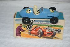 Crescent Toys 1289 Gordini 2.5 Litre Grand Prix Racing Car boxed excellent 1958