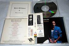 Willie Colon - Honra Y Cultura (1991) JAPAN CD promo