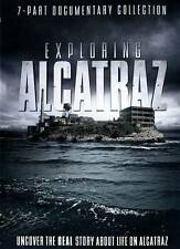 Exploring Alcatraz (DVD, 2-Disc Set)