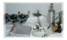 3 Flavor Soda Gun Dispenser / complete & Pre-assembled