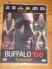 Buffalo '66 - DVD Vincent Gallo Anjelica Huston Christina Ricci Mickey Rourke