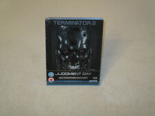 Terminator 2: Judgment Day [Blu-ray Steelbook - Zavvi]