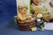 """Hummel """"Bath and Puppy"""" #2281 TMK 9, MIB   R17040"""