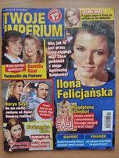 TWOJE IMPERIUM 50/2014 Joan Collins,Tom Hanks,Madonna,Vanessa Paradis,J.Jackson
