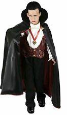 Kangaroo Halloween Costumes - Vampire Count Costume Child Size Small ( 4 - 6 )