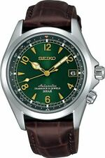 New! SEIKO MECHANICAL ALPINIST SARB017 Automatic Mens Watch Japan!