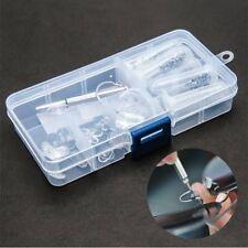 Repair tools including screws & nuts & nose pad for optical glasses Eye glasses