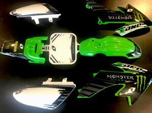 Honda crf 50 Plastics And graphics 02-20 Monster