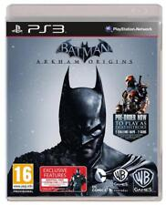 Batman Arkham Origins EU version Knightfall pack PS3 2 skins, 5 maps deathstroke