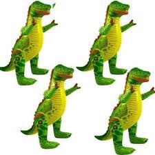 German Trendseller® - Aufblasbarer Dinosaurier XXL | T-REX | 78 cm | Kinder